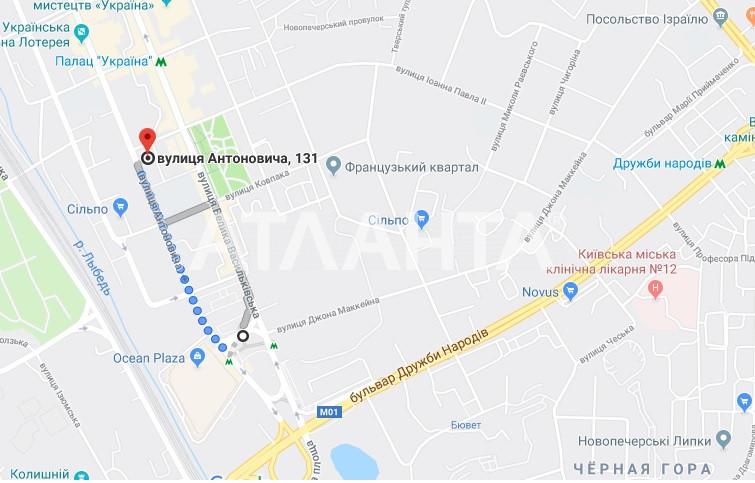 Продается 3-комнатная Квартира на ул. Ул. Антоновича — 255 000 у.е. (фото №12)