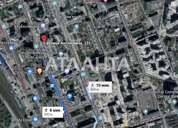 Продается 3-комнатная Квартира на ул. Ул. Антоновича — 255 000 у.е. (фото №13)