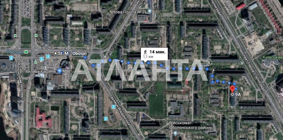 Продается 2-комнатная Квартира на ул. Просп. Героев Сталинграда — 73 000 у.е. (фото №13)