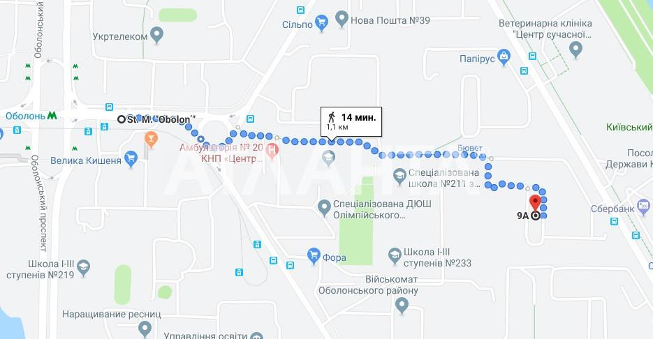 Продается 2-комнатная Квартира на ул. Просп. Героев Сталинграда — 73 000 у.е. (фото №14)