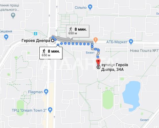 Продается 1-комнатная Квартира на ул. Ул. Героев Днепра — 43 000 у.е. (фото №11)