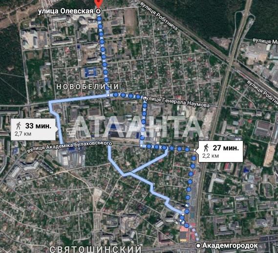 Продается 4-комнатная Квартира на ул. Ул. Олевская — 72 000 у.е. (фото №10)