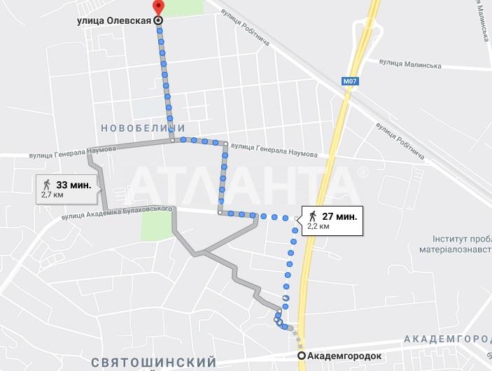 Продается 4-комнатная Квартира на ул. Ул. Олевская — 72 000 у.е. (фото №11)