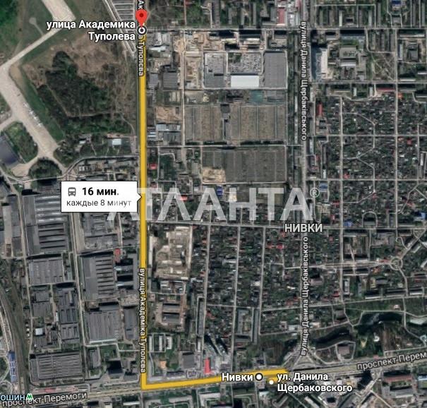 Продается 3-комнатная Квартира на ул. Ул. Туполева — 41 000 у.е. (фото №9)