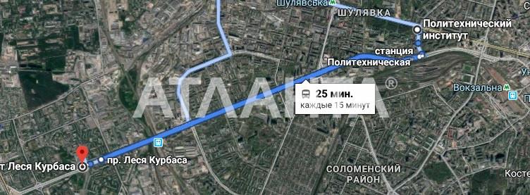 Продается 3-комнатная Квартира на ул. Просп. Леся Курбаса — 60 000 у.е. (фото №9)