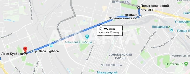 Продается 3-комнатная Квартира на ул. Просп. Леся Курбаса — 60 000 у.е. (фото №10)