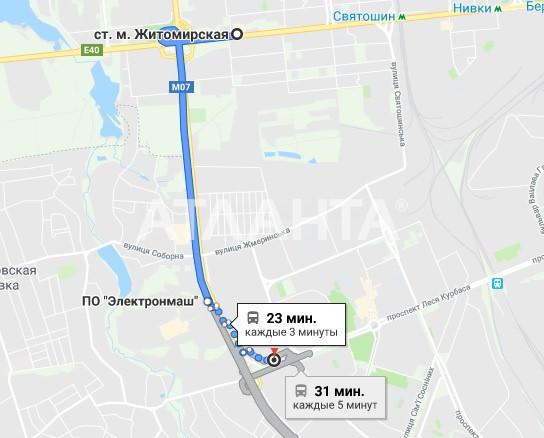 Продается 2-комнатная Квартира на ул. Просп. Леся Курбаса — 37 000 у.е. (фото №10)