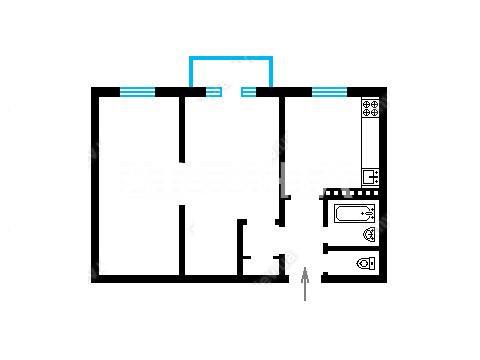 Продается 2-комнатная Квартира на ул. Ул. Гната — 36 000 у.е. (фото №7)