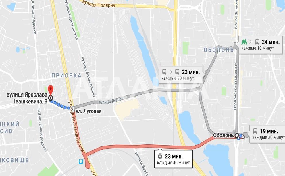 Продается 3-комнатная Квартира на ул. Ул. Ивашкевича — 67 000 у.е. (фото №14)