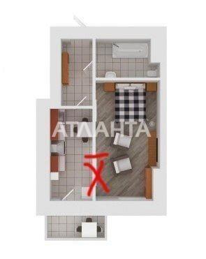 Продается 1-комнатная Квартира на ул. Боголюбова — 29 000 у.е. (фото №13)