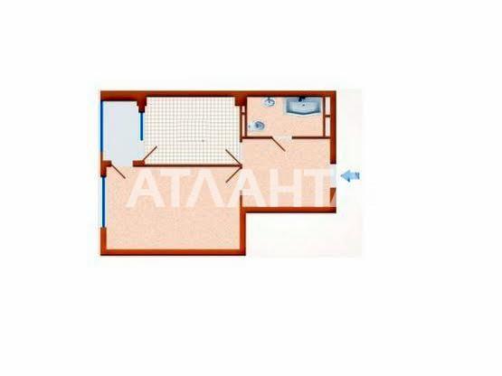 Продается 1-комнатная Квартира на ул. Просп. Голосеевский — 82 000 у.е. (фото №2)