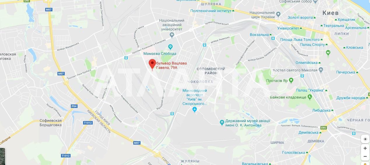 Продается 2-комнатная Квартира на ул. Ул. Вацлава Гавела — 34 500 у.е. (фото №5)