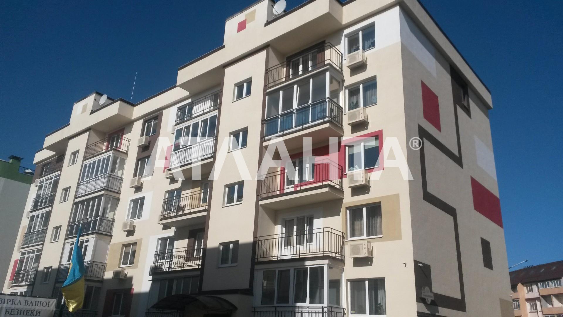 Продается 1-комнатная Квартира на ул. Колоса Сергея — 63 000 у.е.