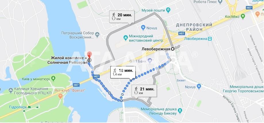 Продается 1-комнатная Квартира на ул. Ул. Никольско-Слободская — 105 000 у.е. (фото №8)