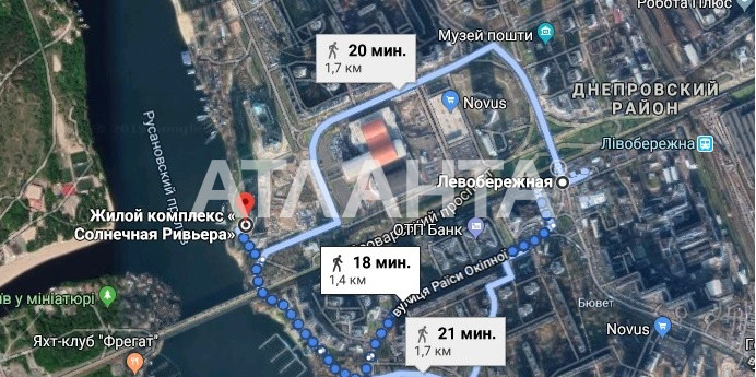 Продается 1-комнатная Квартира на ул. Ул. Никольско-Слободская — 105 000 у.е. (фото №9)