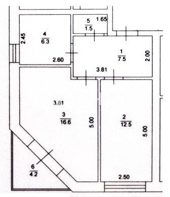 Продается 1-комнатная Квартира на ул. Ул. Вильямса — 60 000 у.е. (фото №16)