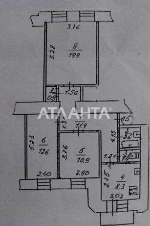 Продается 3-комнатная Квартира на ул. Ул. Саксаганского — 140 000 у.е. (фото №10)