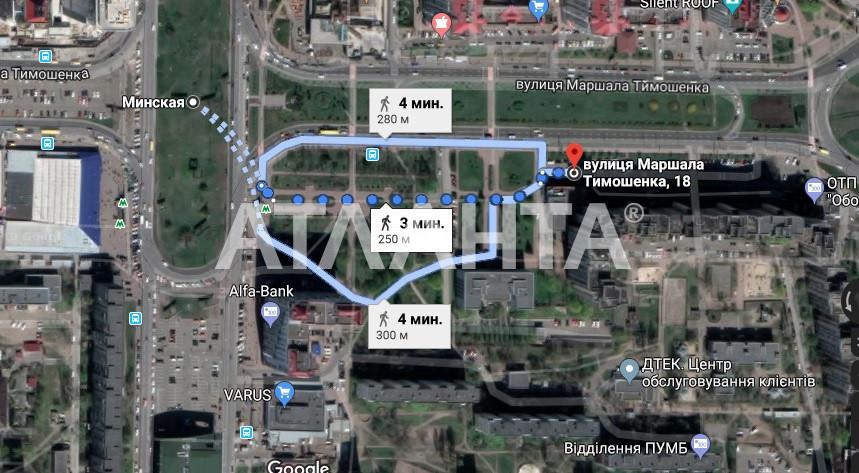 Сдается 3-комнатная Квартира на ул. Ул. Тимошенко — 0 у.е./сут. (фото №12)